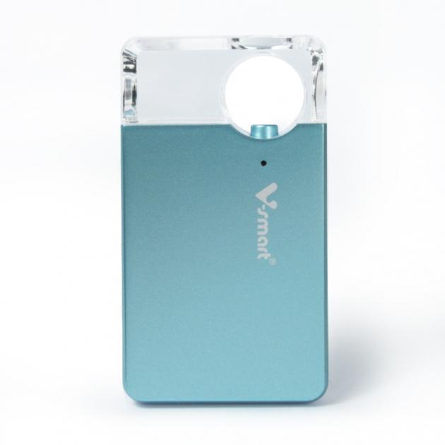 攜帶式迷你雲 5G WI-FI 無線隨身碟 256GB-科技藍 3
